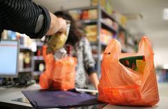 L'interdiction faite aux commerçants de mettre à la disposition de leurs clients des sacs en plastique de caisseà usage unique entre en vigueur le 1er juillet.