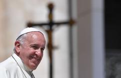Le pape François au Vatican le 22 juin 2016.