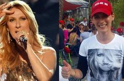 Quelques heures avant le concert de Céline Dion à Bercy, sur le Port de la Gare au pied de la BNF près de la piscine Joséphine Baker, impossible de manquer la «before party» des fans de la chanteuse québécoise, qui se sont baptisés les Red Heads.