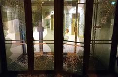 Une photo du siège de la CGT postée par sur Facebook par Céline Verzeletti, secrétaire confédérale de l'UGFF-CGT.