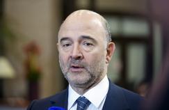 Pierre Moscovici, commissaire européen.