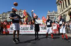Manifestation, le 23 juin à Marseille.