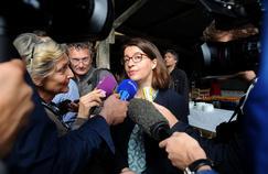 Cécile Duflot, députée EELV de Paris