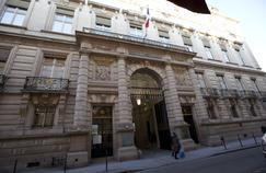 La Cour des comptes, à Paris.