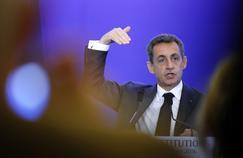 Nicolas Sarkozy le 29 juin, à Paris.