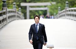 Justin Trudeau, premier ministre du Canada.