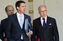 Manuel Valls et Bernard Cazeneuve, le 19 juillet à l'Elysée.