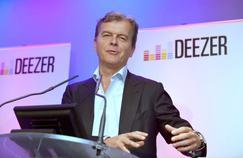 Le PDG de Deezer, Hans-Holger Albrecht