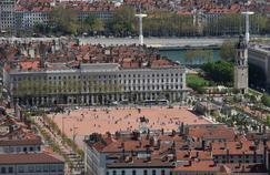 Il n'est pas rare de croiser un Smogogo place Bellecour, à Lyon.