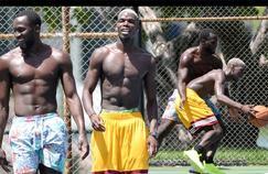 Paul Pogba et Romelu Lukaku passent du bon temps ensemble à Miami