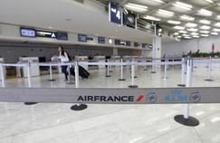 La grève a lieu pendant la semaine où Air France réalise sa plus forte activité et engrange ses plus gros revenus de l'année (ici l'aéroport d'Orly).