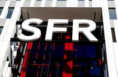 Entrée du Campus SFR, en Seine-Saint-Denis.