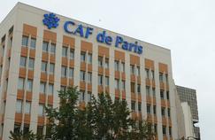 La CAF de Paris.