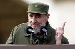 Discours de Fidel Castro pour le 50e anniversaire de la revolution cubaine à la Havane le 29 septembre 2010.