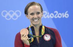 Dana Vollmer, nageuse américaine