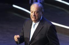 Carlos Slim, le 4 septembre 2015.