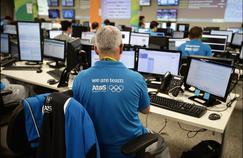 Dans le Centre des opérations technologiques, 500 ingénieurs se relaient en continu pendant toute la durée des Jeux.