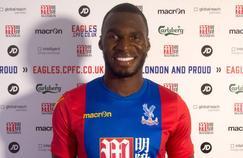 Récemment transféré à Crystal Palace, Christian Benteke s'est fait remarquer sur Twitter par une petite bourde.