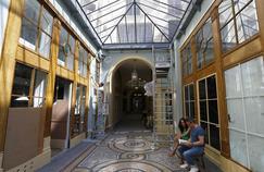 La Galerie Vivienne est un domaine privé inscrit aux monuments historiques mais non classé.