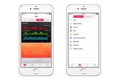 Gliimpse devrait venir renforcer les services de santé d'ores et déjà proposés par l'iPhone.