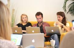 Les salariés de Welcome To The Jungle mettent en valeur les entreprises qui recrutent dans le domaine numérique.