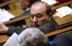 Julien Dray, élu du conseil régional d'Ile-de-France