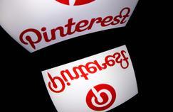 Pinterest est un réseau social américain