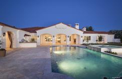 La nouvelle demeure de Michael Phelps.