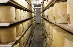 L'excédent de fromage est à son plus haut niveau depuis 30 ans aux États-Unis