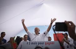 Alain Juppé, samedi à Chatou.