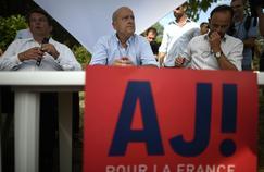 Alain Juppé à Chatou (Yvelines) ce samedi
