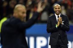 Thierry Henry marchera-t-il sur les traces de Zinédine Zidane?
