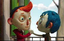 À la mort accidentelle de sa mère, Courgette, un garçonnet aux cheveux bleus, est placé dans un orphelinat.