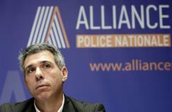 Jean-Claude Delage, secrétaire général du syndicat de police (majoritaire) Alliance.