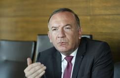 Pierre Gattaz, président du Mouvement des entreprises de France (Medef).