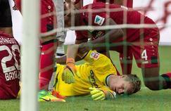 le gardien de Leverkusen Bernd Leno