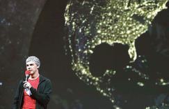 Larry Page, cofondateur de Google, aurait demandé de diviser par deuxles effectifs dédiés à la fibre pour les ramener à 500 salariés.