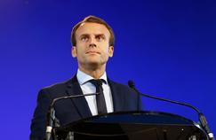 Emmanuel Macron a annoncé sa démission ce mardi lors d'une allocution depuis Bercy.