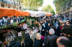 Allons au marché avec les chefs (IXe) a lieu le 25 septembre 2016, dans le cadre de la 6e Fête de la Gastronomie.