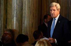 John Kerry, le 22 septembre.