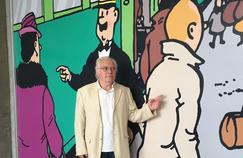 Albert Algoud, écrivain, acteur, humoriste, mais aussi fou d'Hergé, désigne l'imper mastic le plus célèbre de toute la bande dessinée.