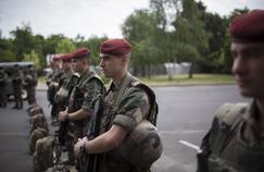 En2014 et2015, les armées françaises ont été engagées simultanément sur trois théâtres majeurs: Centrafrique, Sahel et Levant.