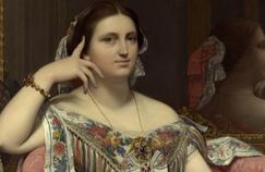 Jean Auguste Dominique Ingres, Madame Moitessier © The National Gallery, Londres, Dist. RMN-Grand Palais / National Gallery Photographic Department