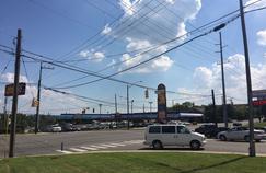 Ce quartier de Nashville abrite le siège de Thomas Nelson, le plus grand éditeur de la version anglaise de la Bible.