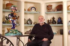 Grand collectionneur d'art, Stéphane Janssen fut un fidèle ami d'Hergé.