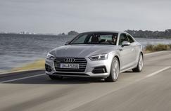Avec la nouvelle A5, le style Audi renoue avec des codes harmonieux et dynamiques.