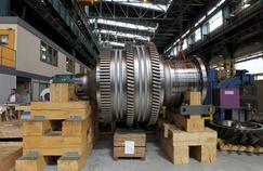 Un site de fabrication et de maintenance des turbines à gaz et à vapeur, à Belfort.