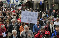 Les retraités descendront dans la rue ce jeudi pour défendre leur pouvoir d'achat