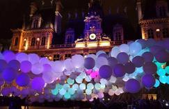 La Nuit Blanche à Paris en 2015