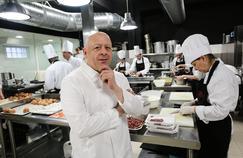 Selon Thierry Marx, chef du Mandarin Oriental à Paris, «l'enjeu majeur réside dans la sélection des ingrédients».